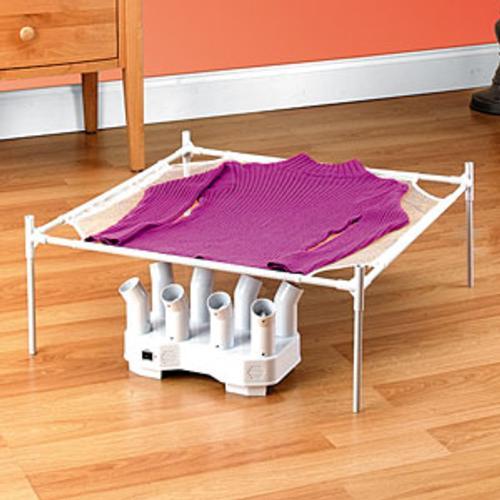 Un secador de ropa de emergencia - Secador de ropa ...