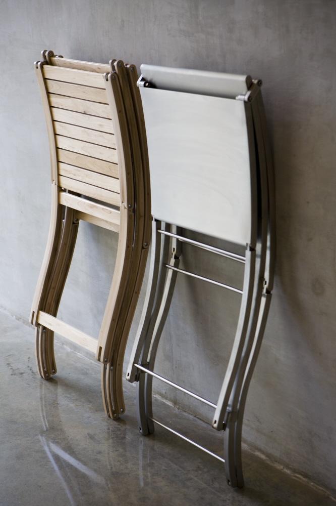 silla tertulia plegada Decoración para Cocinas Pequeñas