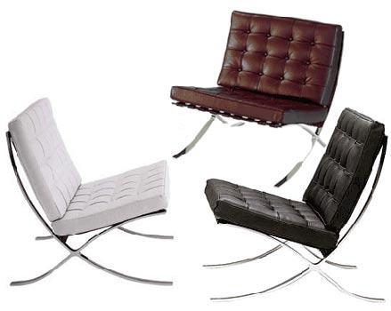muebles cl sicos del dise o silla barcelona