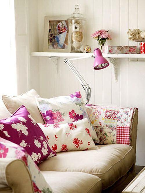 Simples ideas de decoraci n para renovar la casa en primavera - Ideas para el hogar decoracion ...
