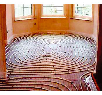 Casas cocinas mueble sistemas de calefaccion para casas - Calefaccion en casa ...