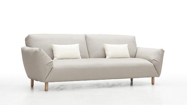 Sof simone confort y simpleza con estilo actual for Sofa actual