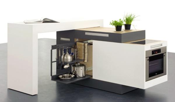 Casa original p gina 164 de 264 tendencias ideas y - Cocinas pequenas soluciones ...