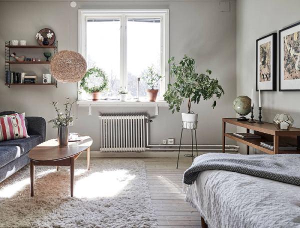 Decorar con plantas la casa en primavera - Soportes para colgar macetas ...