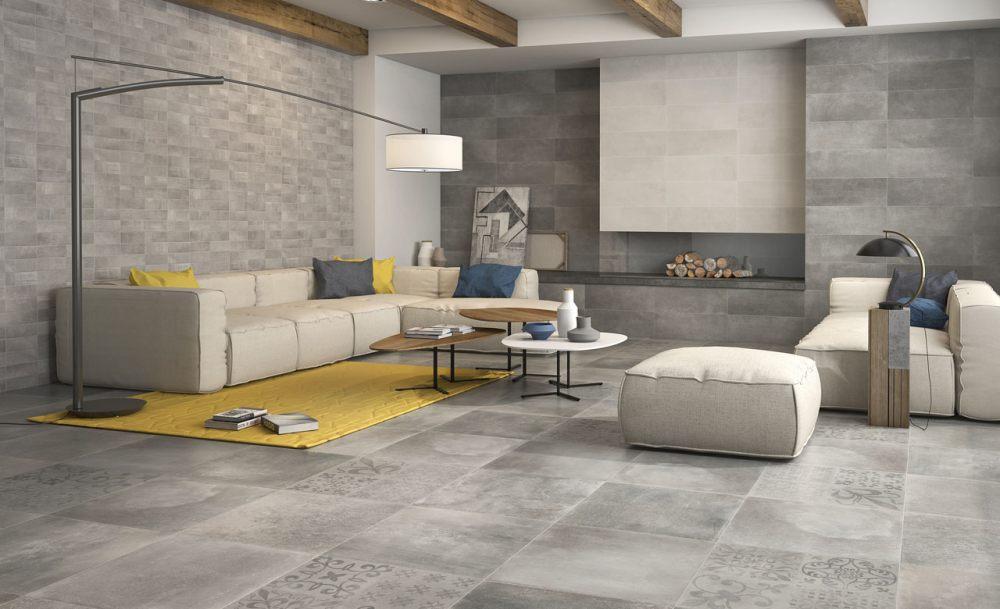 Suelo interior porcel nico personalizable - Pavimentos porcelanicos interior ...