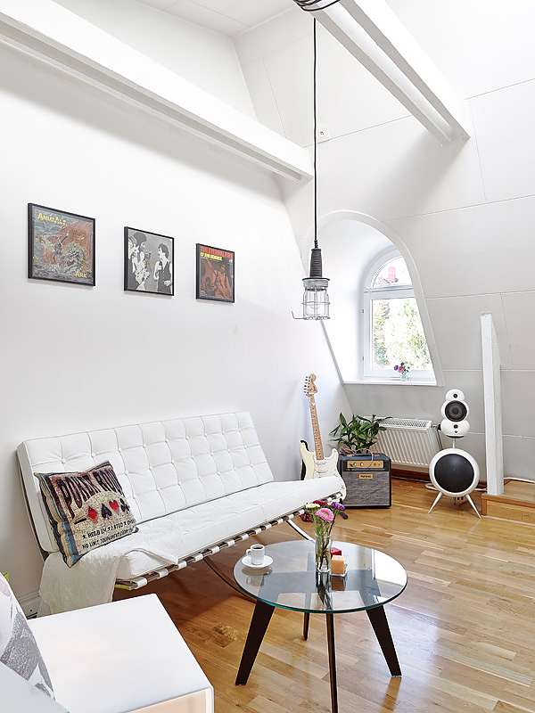 Una idea para techos con vigas de madera - Vigas madera techo ...