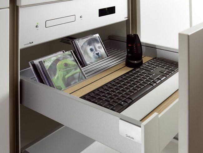 tecnologia cocina armarios multimedia 1 Tecnología en la Cocina con Armarios Multimedia