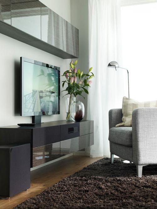 Uppleva de ikea tv audio y mueble todo en uno - Mueble televisor ikea ...