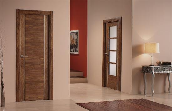 Tipos de Puertas de Interior -Primera Parte