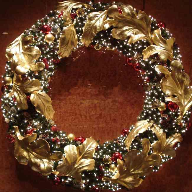 tips decoracion navidad coronas navidad adviento personales tradicionales 11 Tips Decoración de Navidad  Coronas de Navidad Clásicas y Personalizadas