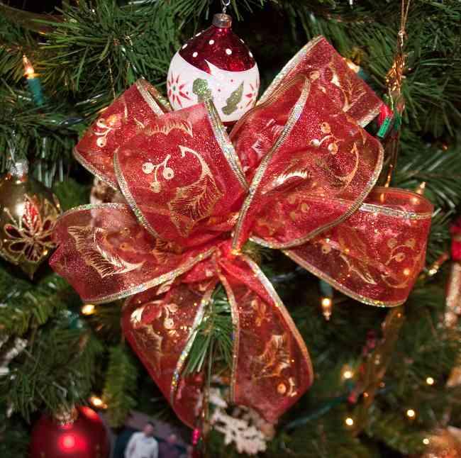 decoracion para arboles de navidad