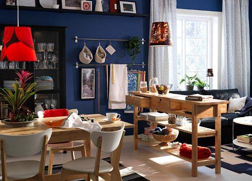 tips utiles cocinas pequenas colgadores 2 Tips Útiles para Cocinas Pequeñas: Colgadores
