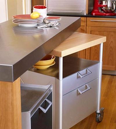 Tips tiles renovaci n de cocinas peque as parte 2 for Utiles para cocina
