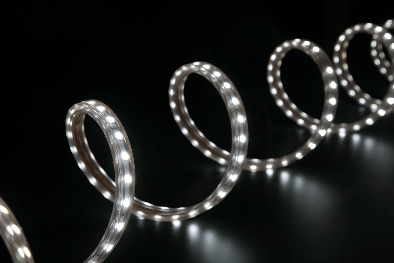 iluminación con tiras Led