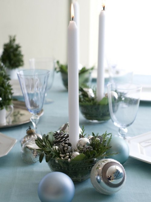 velas navidad mas ideas decoracion 8 Velas en Navidad, Más Ideas de Decoración