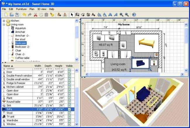 Ventajas del uso de simuladores de ambientes en decoraci n for Simulador de decoracion